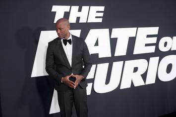 "Tyrese Gibson Threatens To Quit ""Fast & Furious"" Franchise Because Of The Rock"