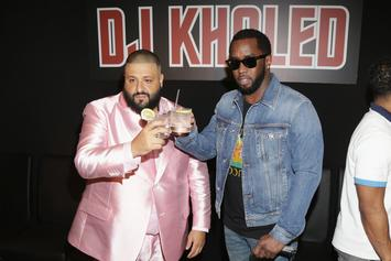 Diddy & DJ Khaled To Host Upcoming Hip Hop Competition Series, Report