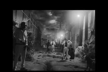 """Gucci Mane & The Weeknd Drop The Trippy Video For """"Curve"""""""