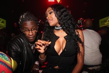 Young Thug Tweets Impassioned Plea To Win Back Jerrika Karlae