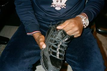 Cam'Ron x Reebok Announce New Sneaker Collab & Release Info