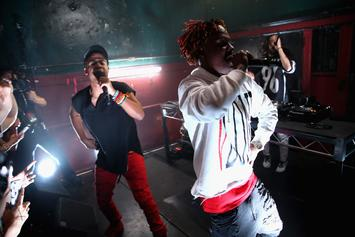 """Rich The Kid Explains How Kendrick Lamar Joined Him On """"New Freezer"""""""
