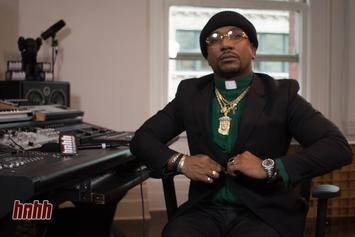 """CyHi The Prynce Calls Kanye West Vs. 50 Cent """"The Biggest Shift In Our Culture"""""""