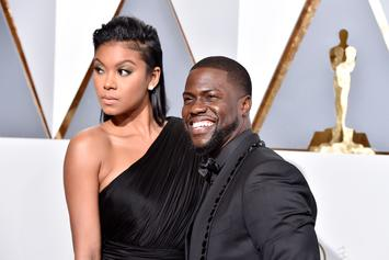 Kevin Hart & Eniko Parrish Welcome First Child Together