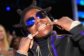 """Kodak Black's """"Project Baby Two: All Grown Up"""" Drops This Friday"""