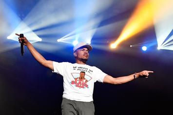 Chance The Rapper Previews New Song On Instagram