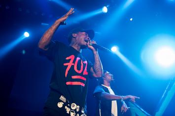 """Dizzy Wright Announces Surprise Album """"State Of Mind 2"""" Dropping Tonight"""