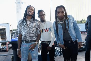 """Migos' """"Culture 2"""" Is """"Better Than The First,"""" According To Lil Yachty"""