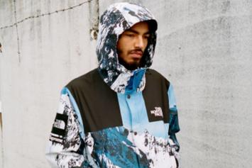 Supreme & The North Face Unveil Winter Collection