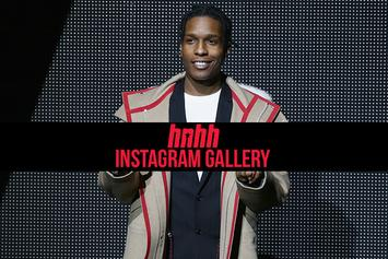 Instagram Gallery: A$AP Rocky's Most Pretty Flacko Moments
