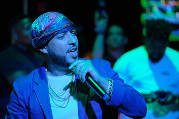 Watch: French Montana Goes Bungee Jumping In Australia