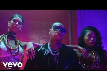 "Tyga Grabs 24hrs For ""Mercedes Baby"" Video"
