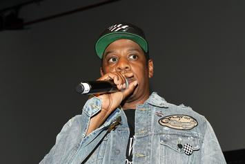 "Watch Jay-Z Play Meek Mill's ""Dreams & Nightmares"" For Philadelphia Crowd"