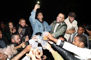 French Montana Party Ended With Woman Calling 911, Claiming Rape
