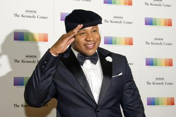 LL Cool J Celebrates Being The First Rapper To Receive Kennedy Center Honor
