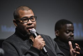 """Jordan Peele Discusses Crazy Fan Theories For """"Get Out"""""""