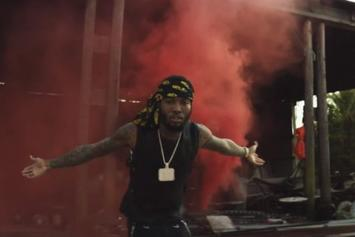 "Shy Glizzy Releases New Video For ""Ride 4 U"""
