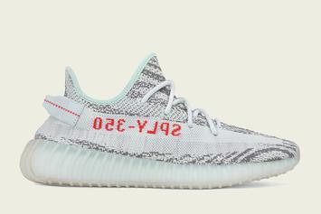 "Adidas Yeezy Boost 350 V2 ""Blue Tint"": Foot Locker Locations Announced"