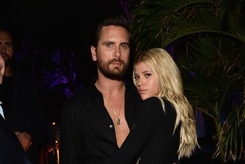 "Sofia Richie & Scott Disick Were ""Kissing All Night"" At First Public Event Together"