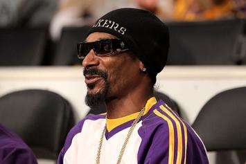 Snoop Dogg Hilariously Reacts To Lakers' Last Second Victory