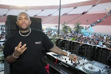 DJ Mustard Detained By Cops After Gun Found At LAX