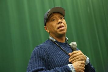 Russell Simmons Deactivates His Twitter Account After Rape Allegations Surface