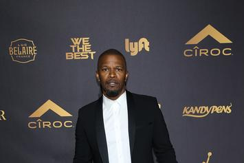 Jamie Foxx Rings In 50th Birthday With Ice Cube, Snoop Dogg, Ludacris & More