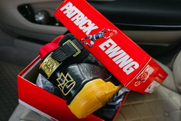 """Rick Ross x Ewing 33 Hi """"MMG"""" Now Available"""