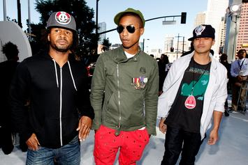 "Stream N.E.R.D's ""No One Ever Really Dies"" LP"