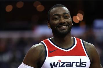 John Wall Gifts Teammates $40,000 Rolexes For Christmas
