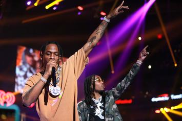 "Travis Scott & Quavo's ""Huncho Jack, Jack Huncho"" First Week Sales Projections"