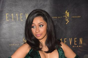 Cardi B Doesn't Care About The Naked Videos From Her Stripper Days