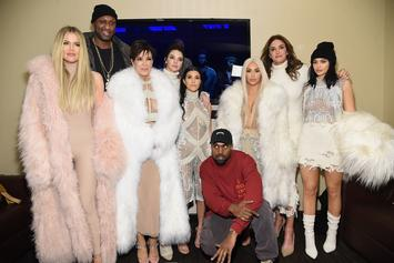 """The Kardashians Insist that Blac Chyna's Actions Ended """"Rob & Chyna"""""""