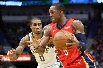 Rajon Rondo Sets Pelicans' Single-Game Assist Record