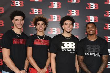 Amazon To Sell LiAngelo & LaMelo Ball Lithuanian Jerseys