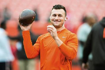 Johnny Manziel Ruled Eligible To Play In Canadian Football League
