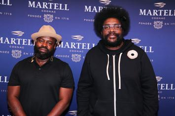 Black Thought Performs His Ten Minute Freestyle With The Roots