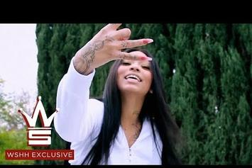 """Cuban Doll Gets Her """"Racks Up"""" With New Clip"""