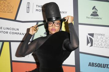 """Erykah Badu Got Pulled Over By Police So They Could """"Say Hi"""""""