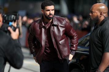 Drake Spotted At Golden Globes With Millie Bobby Brown, Mary J. Blige & More