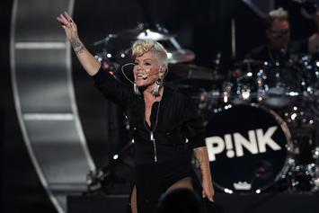 Pink To Sing National Anthem At Super Bowl LII