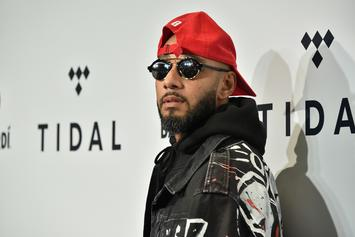 Swizz Beatz Encourages Men To Get Colonoscopies