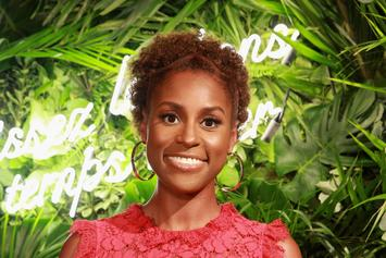 Issa Rae Responds To Rumors She Turned Down Drake At Golden Globes Party