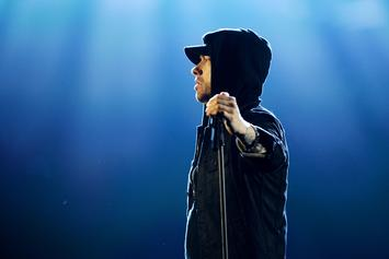 """Top Tracks: Eminem's """"Chloraseptic"""" Remix Trounces The Competition"""