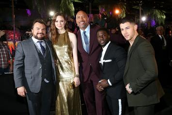 """""""Jumanji"""" Roars Past Box Office Competition During MLK Day Weekend"""