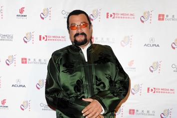 Steven Seagal Investigated By LAPD For Sexual Assault