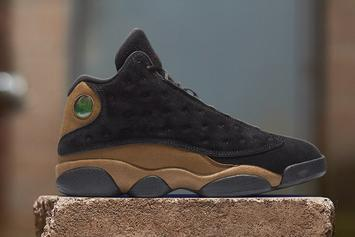 """""""Olive"""" Air Jordan 13 To Release For First Time This Weekend"""