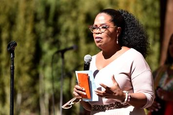 "Oprah On Presidential Candidacy: I Don't ""Have The DNA For It"""