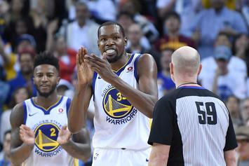Kevin Durant Confirms He Was #1 Pick In NBA All-Star Draft
