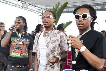 "Migos Dub Themselves ""The Biggest Group Ever"""